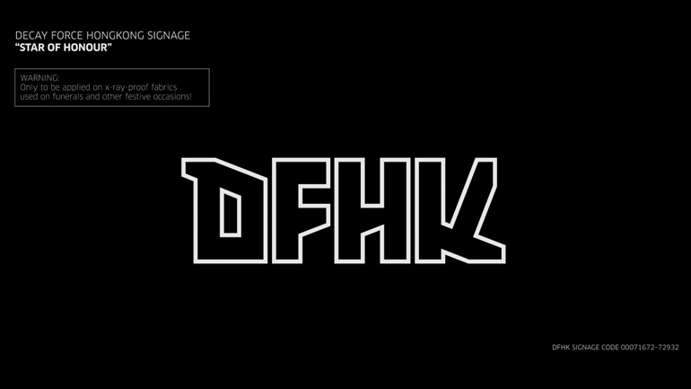 DFHK – Decay Force Hong Kong